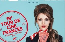 Tour de Cine Frances 2015