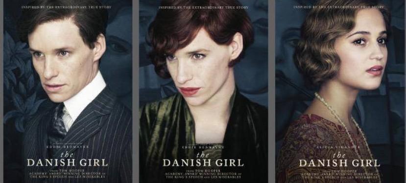 The Danish Girl: primeras imágenes