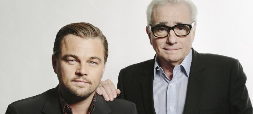 Martin Scorsese y Leonardo DiCaprio juntos de nuevo