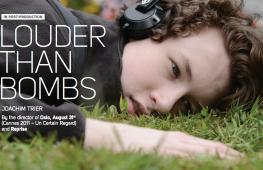 Louder than Bombs: teaser trailer