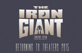 El Gigante de Hierro: nueva edición, nuevo trailer
