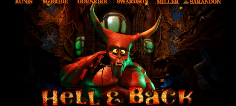Hell and Back: Trailer