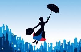 Rob Marshal prepara secuela de Mary Poppins
