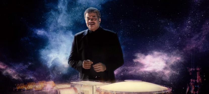 Neil deGrasse Tyson y una expedicón a Marte