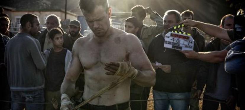 Jason Bourne 5: primera imagen