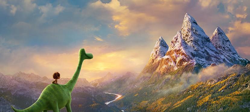 The Good Dinosaur: Trailer 2