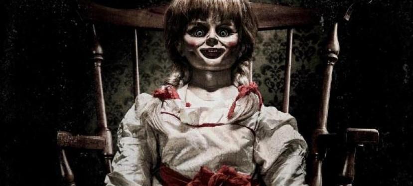 Annabelle regresa