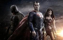 Batman V Superman: Una imagen de la trinidad