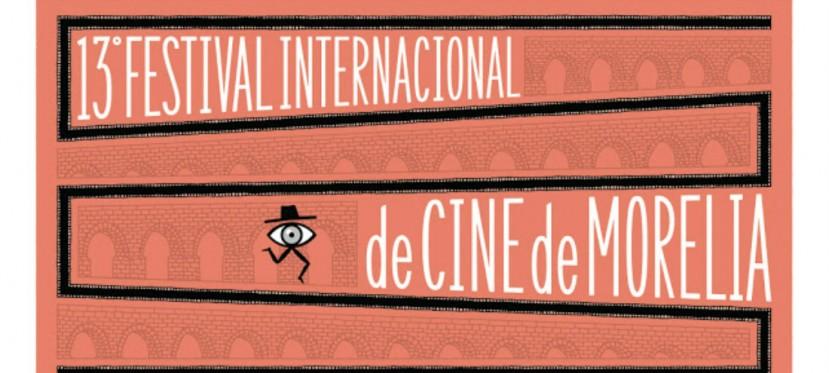 Programa oficial del Festival Internacional de Cine de Morelia