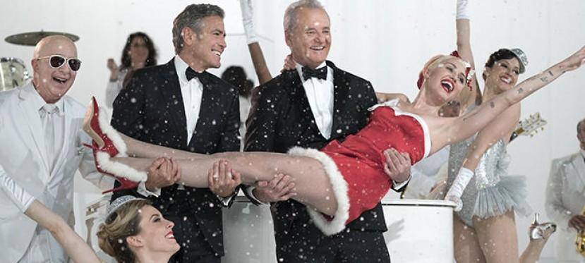 A Very Murray Christmas: Tariler