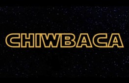 #Chiwbaca: webserie