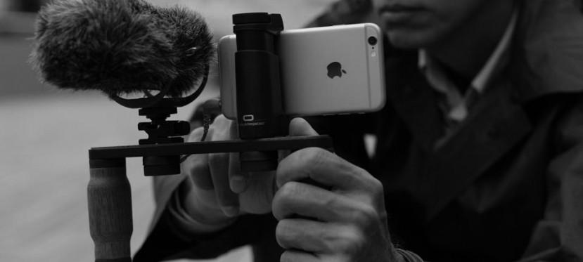 Apps para hacer cine desde tu celular