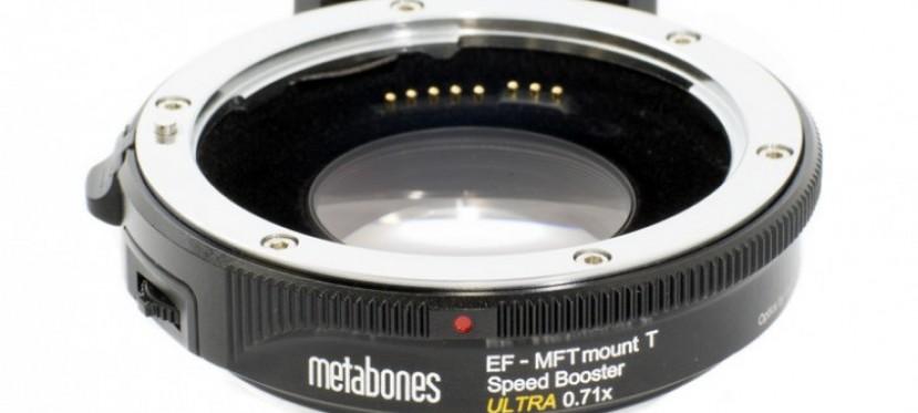 Adaptadores para lentes de alta presición