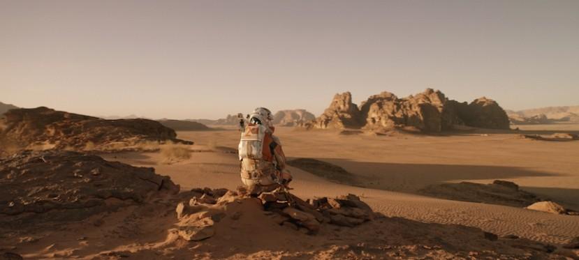 The Martian: Trailer