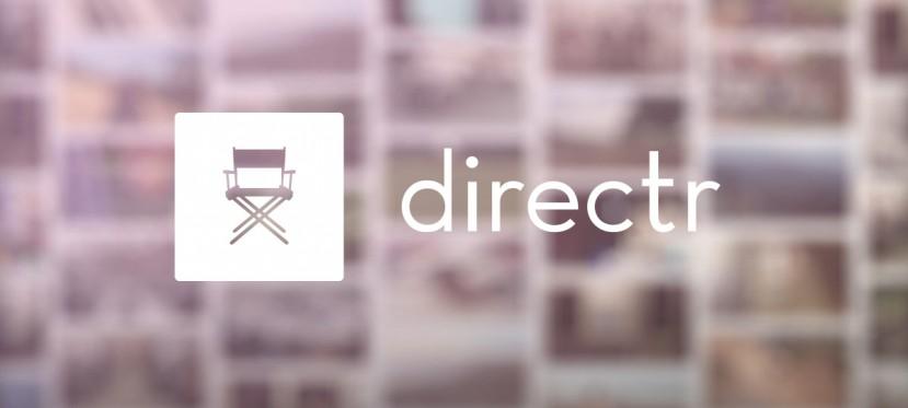 Directr: una app para hacer cine