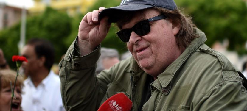 Michael Moore regresa con «Where to Invade Next»