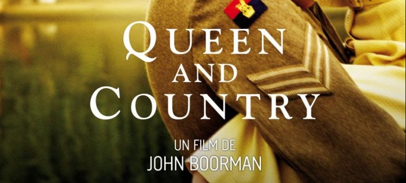 Queen and Country: Trailer