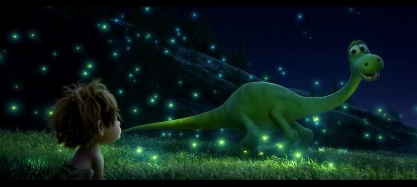 The Good Dinosaur: Trailer Internacional