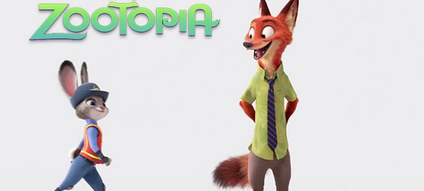 Zootopia: poster oficial
