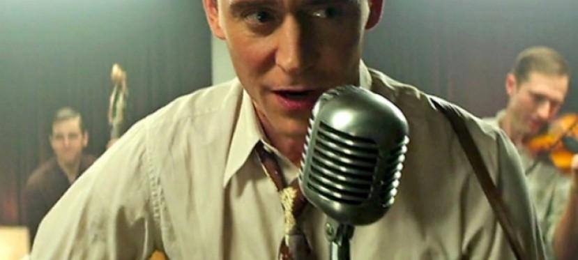 Tom Hiddleston interpreta a Hank Williams