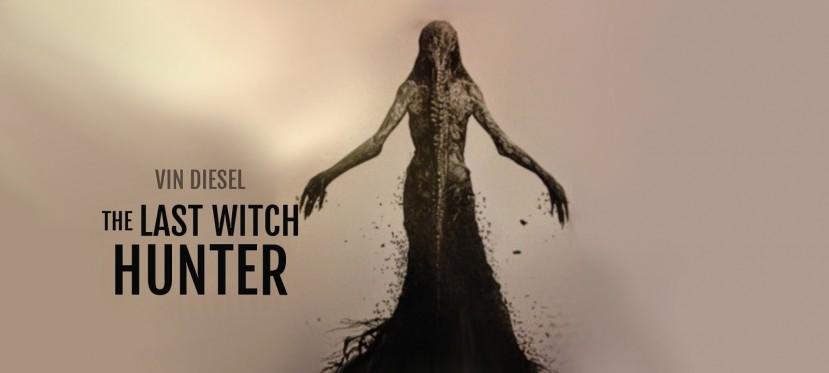 El Último Cazador de Brujas: Poster