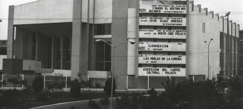 Cineteca Nacional, 1974 – 2014