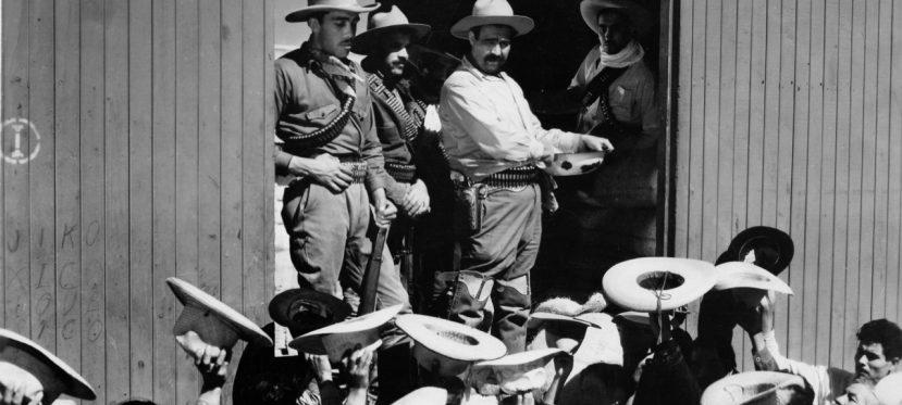 !Vámonos con Pancho Villa¡