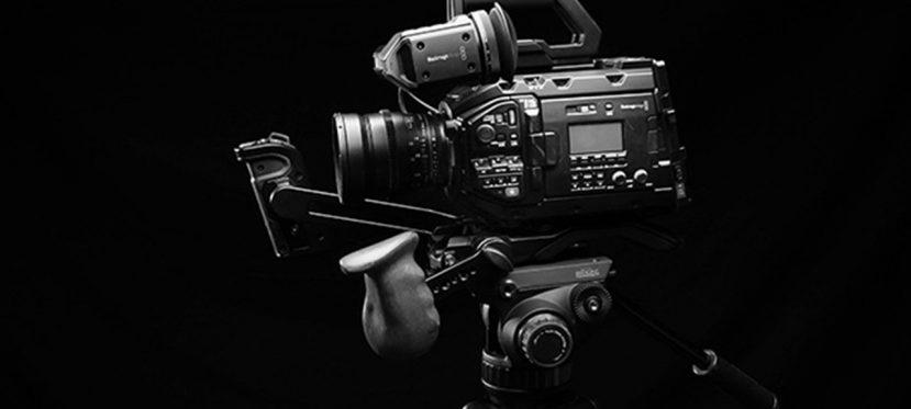 Presentando la nueva Blackmagic URSA Mini Pro